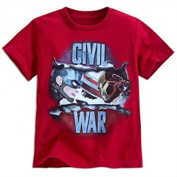 Camiseta Capitán Guerra Civil