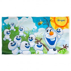 Toalla Playera Frozen