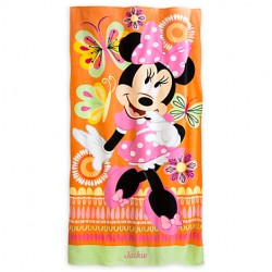 Toalla Playera Minnie