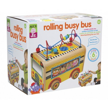 ROLLING BUS