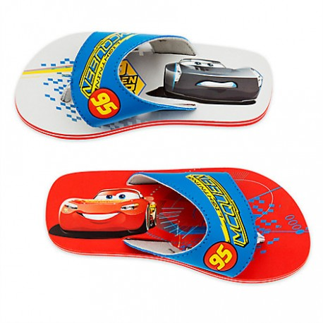 Chanclas Cars
