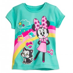 Camiseta Minnie Verde