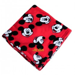 Cobija Mickey Mouse