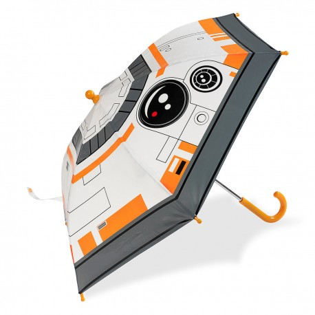 Sombrilla BB8 - Star Wars