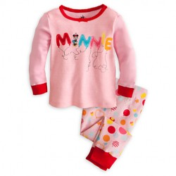 Pijama Bebes Minnie