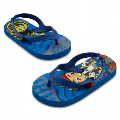 Chanclas Jake Piratas