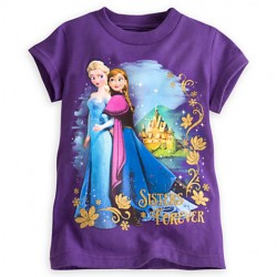 Camiseta Hermanas Frozen